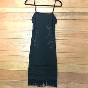 Vintage Rampage flapper style dress